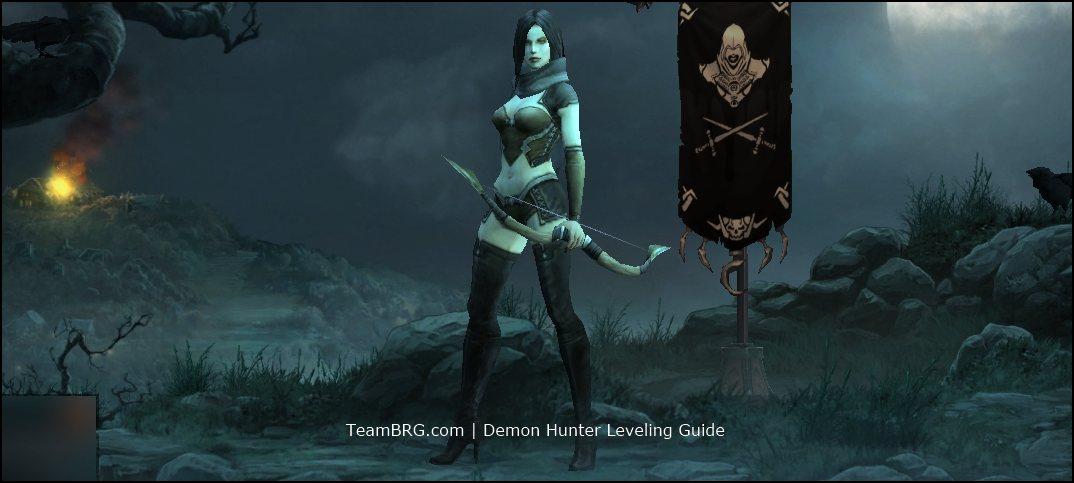 D3 Demon Hunter Leveling Guide S22 2 6 10 Team Brg