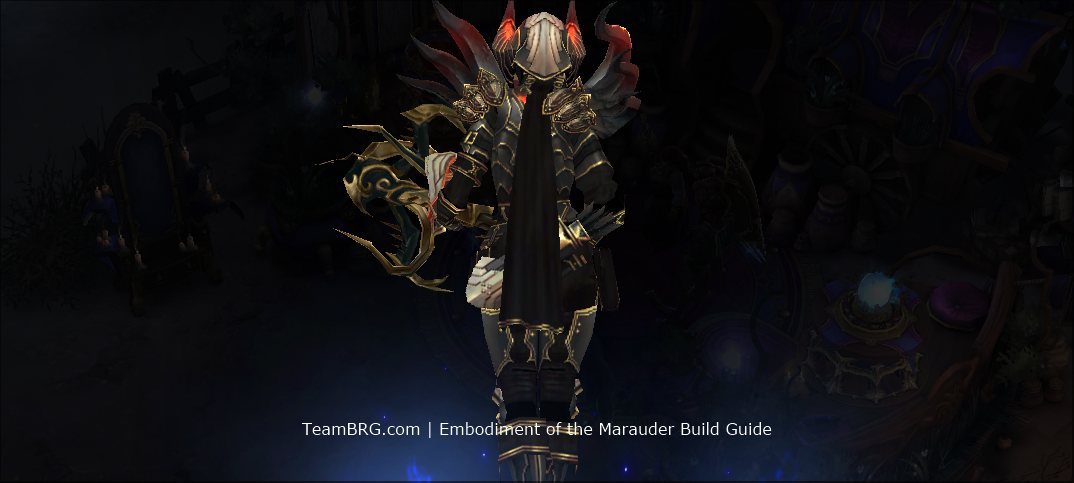 Demon Hunter Diablo  Marauder Build