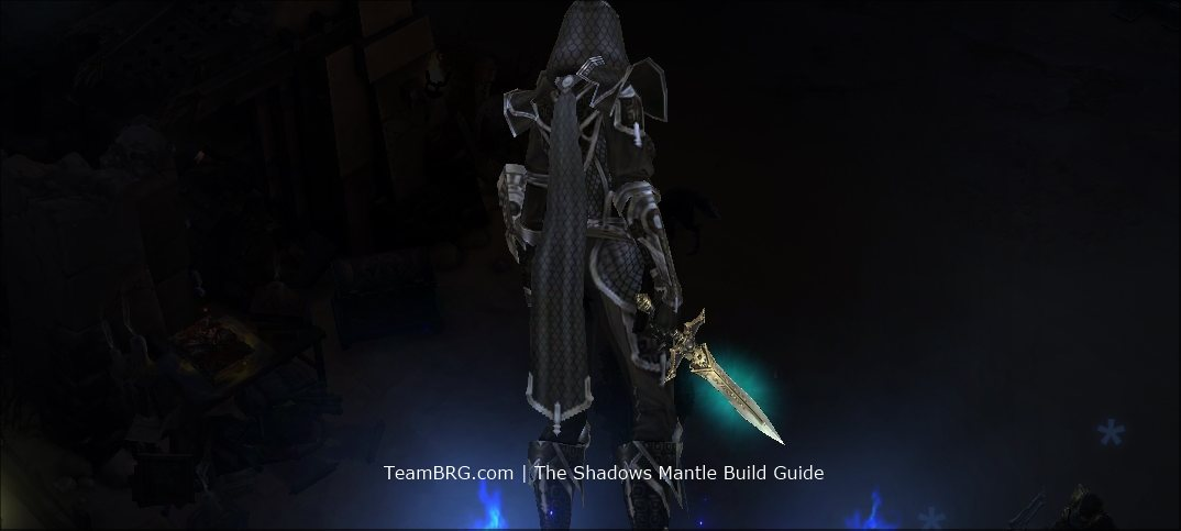 Diablo  Demon Hunter Shadow S Mantle Build