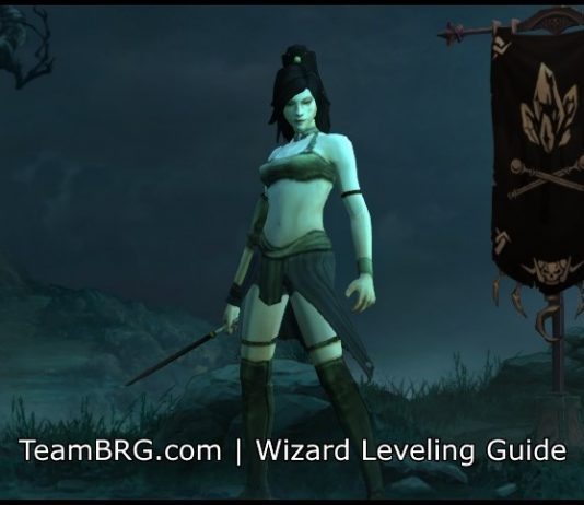 D3 Wizard Leveling Guide S17 | 2 6 5 | Team BRG