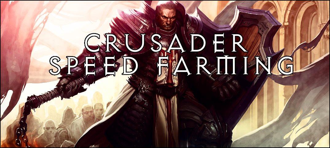 Season 18 | 2 6 6 Crusader Speed Farming Guide | Team BRG
