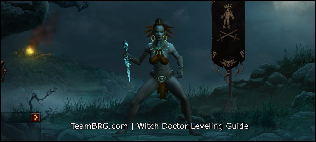 D3 Witch Doctor Leveling Guide S18 | 2 6 6 | Team BRG