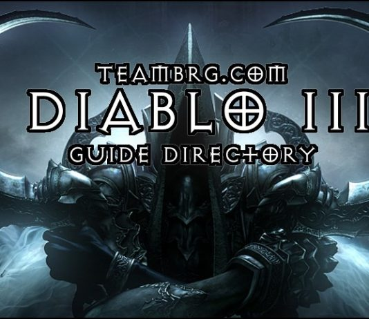 Diablo 3 | Team BRG