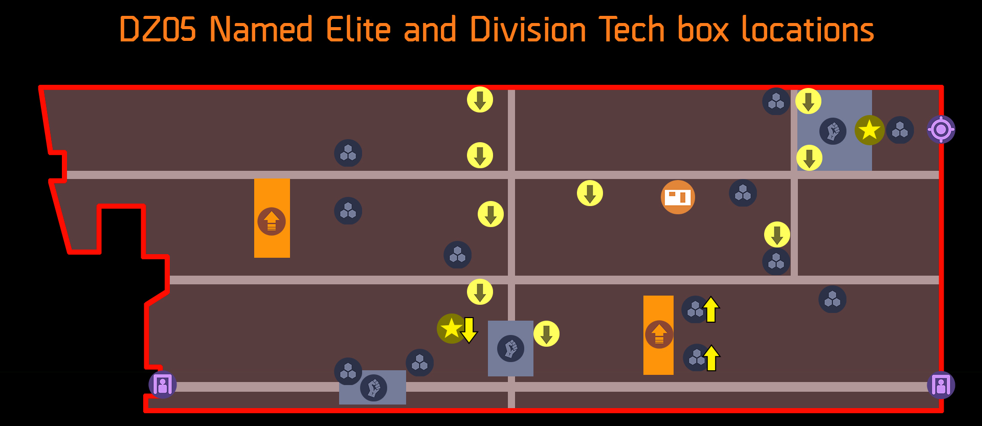 The Division Farm Build
