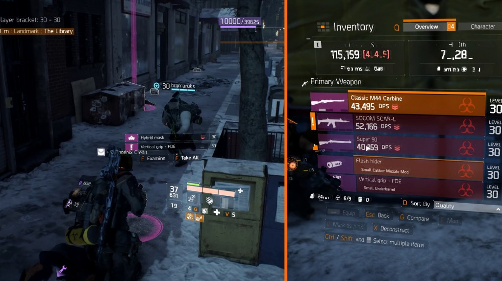 Playerunknown S Battlegrounds Maps Loot Maps Pictures: The Division Dark Zone Starter Guide