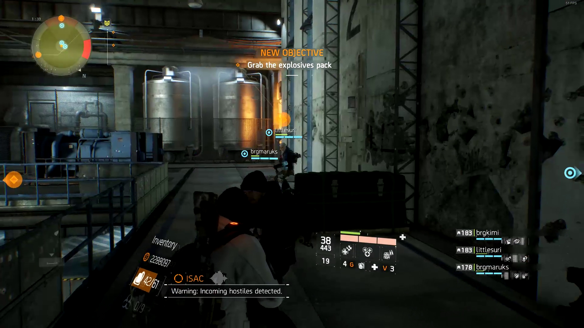 the division how to get challenge mode