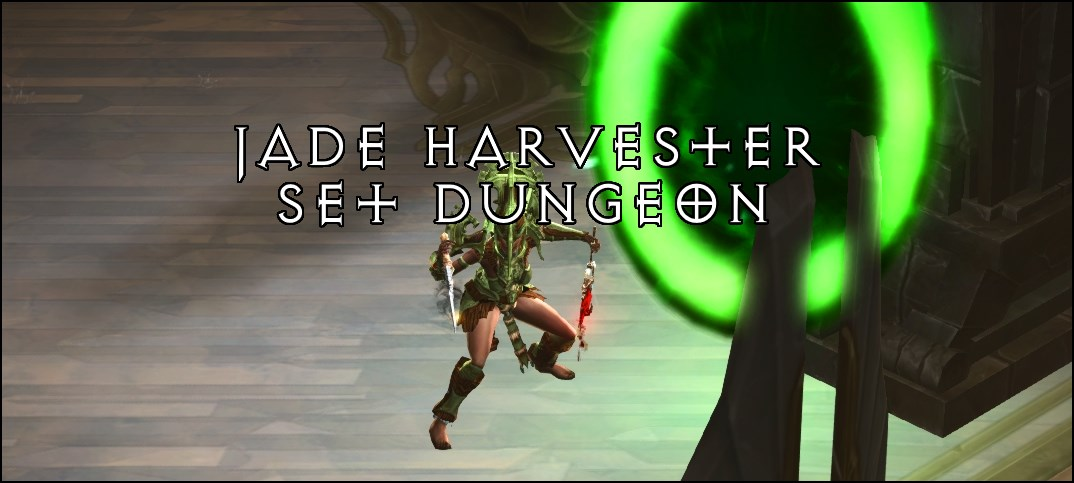 Jade Harvester Season  Build