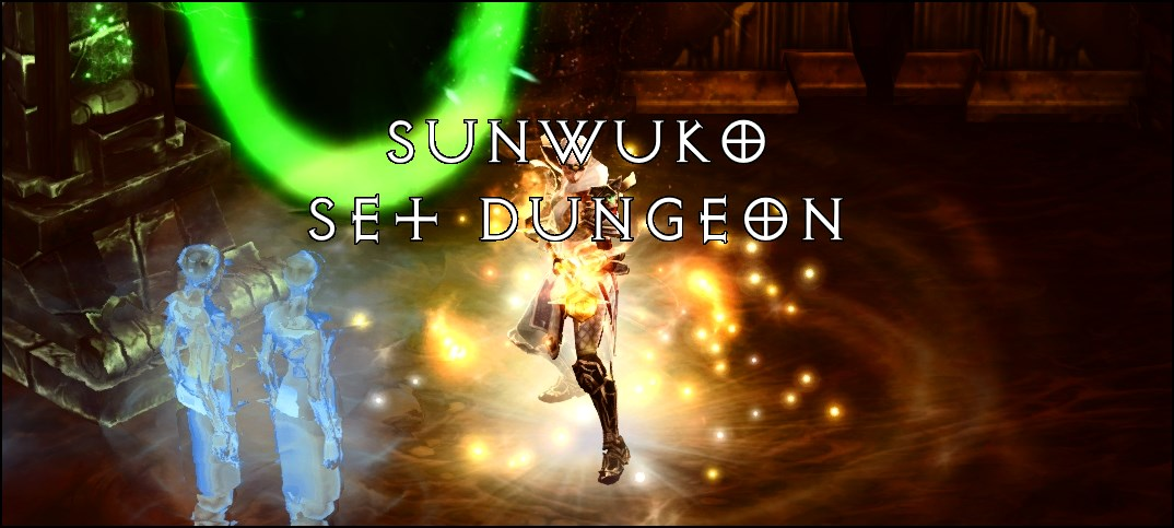 Season 15 | 2 6 1 Sunwuko Set Dungeon (Mastery, Build