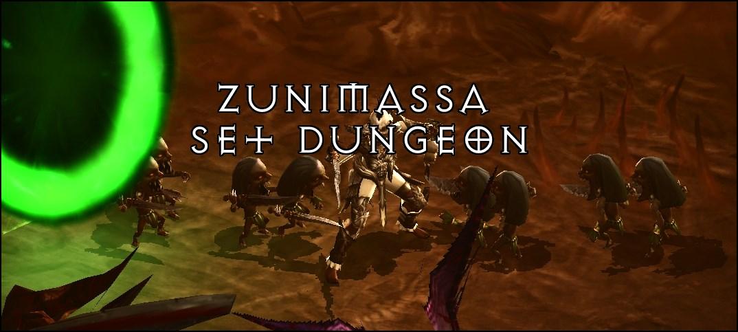 Season 15 | 2 6 1 Zunimassa Set Dungeon (Build, Mastery) | Team BRG