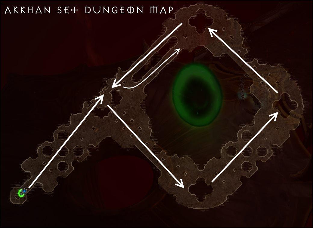 Image Result For Diablo Crusader Akkhan Build