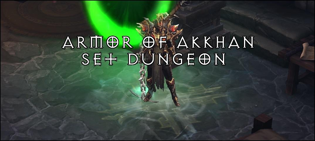 Season 15 | 2 6 1 Akkhan Set Dungeon (Build, Mastery) | Team BRG