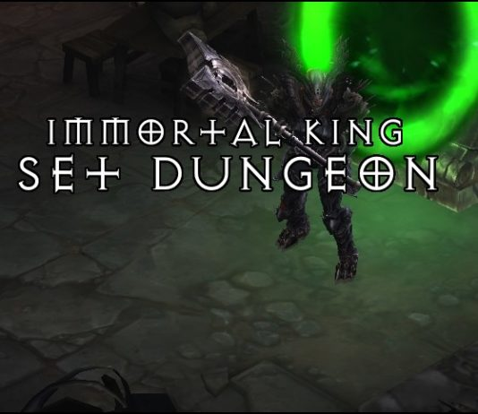 Diablo 3 Immortal King's Call Set Dungeon Build, Mastery Guide S15