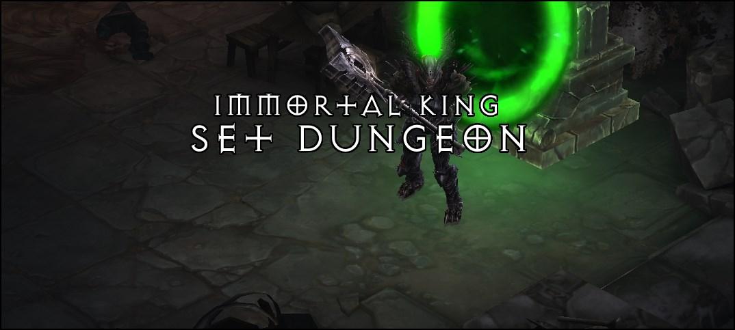 immortal king set