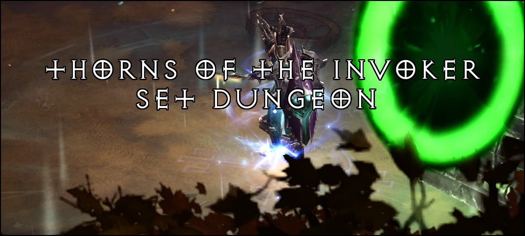 Season 15 | 2 6 1 Thorns of the Invoker Set Dungeon (Build