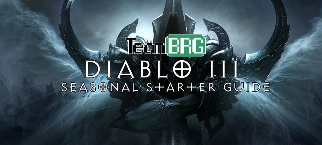 Diablo 3 Season 17 Start Guide! | Team BRG