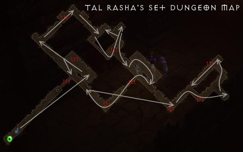 Tal Rasha  Piece Build