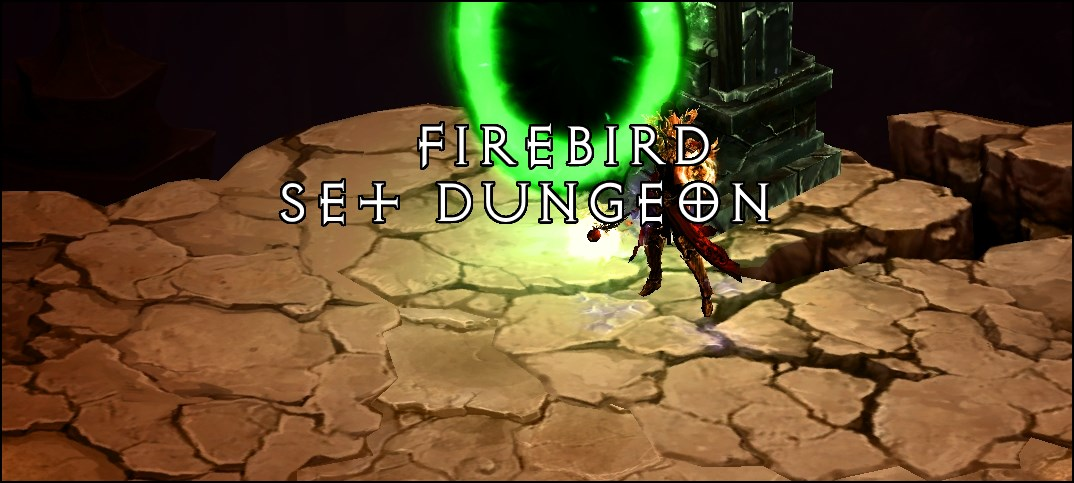 Season 15 | 2 6 1 Firebird's Finery Set Dungeon (Build, Mastery