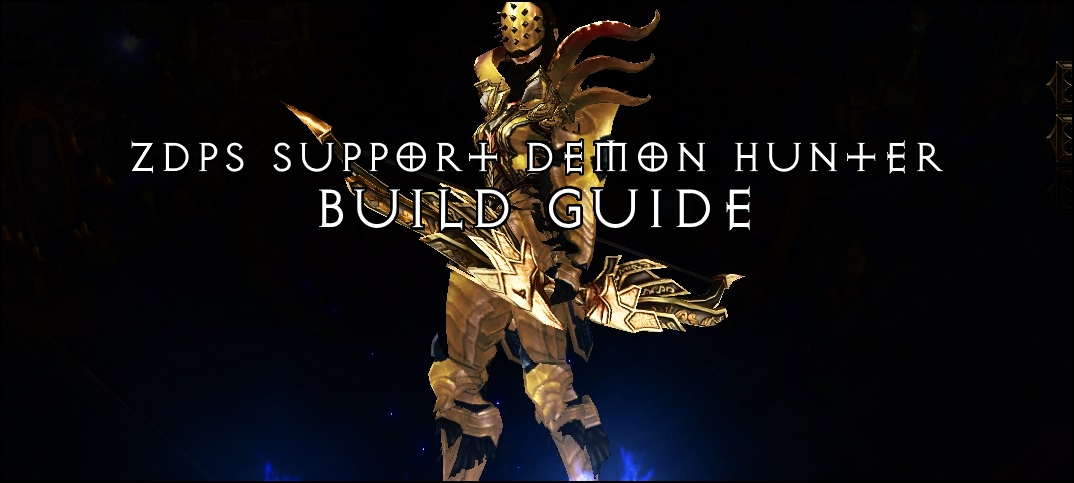 ZDPS Support Demon Hunter Build & FAQ | Team BRG