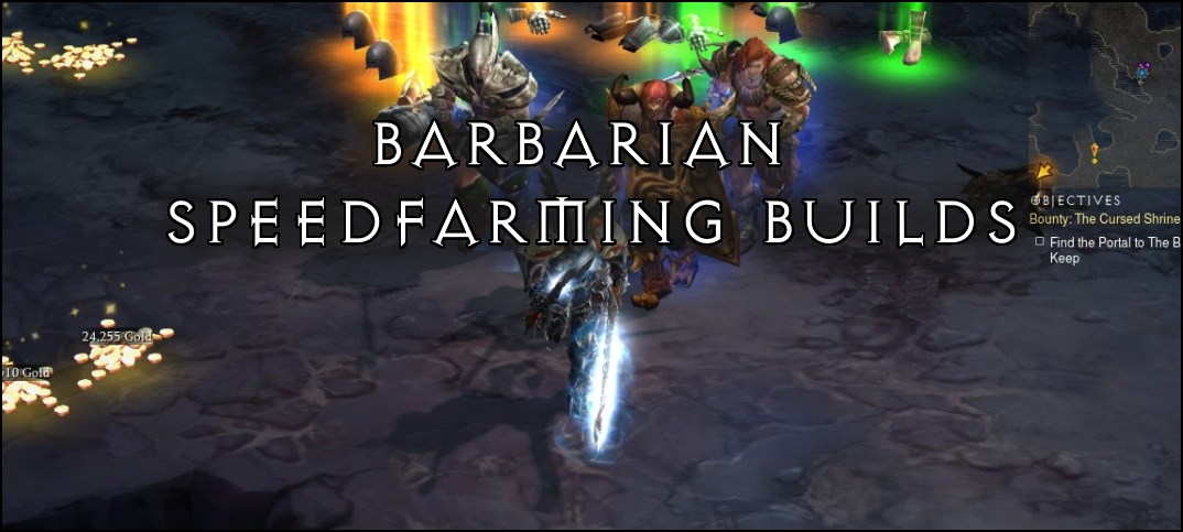 S18 | 2 6 6 Barbarian Speed Farming Builds Builds (Best