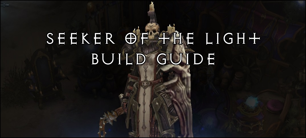 Season 12 | 2 6 1 Seeker of the Light Builds Guide | Team BRG