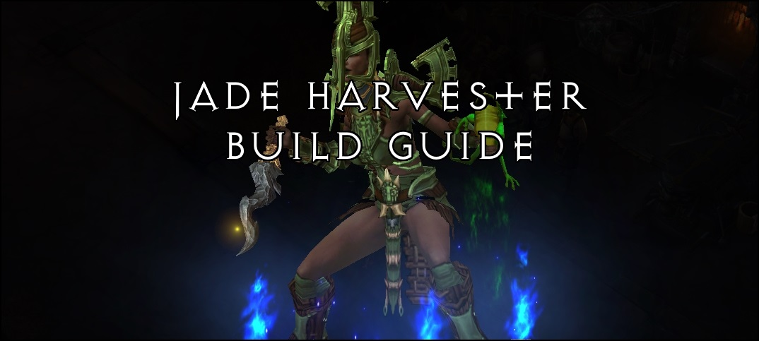 Witch Doctor Builds Season