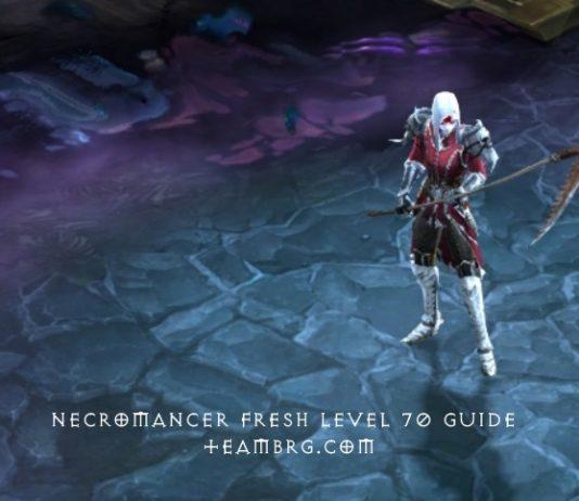 Necromancer | Team BRG