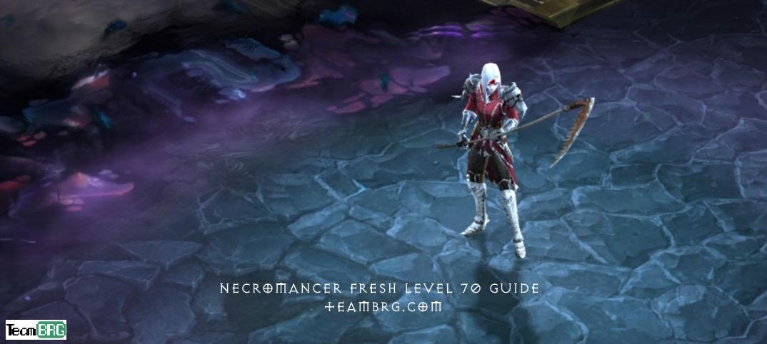 Diablo  Necro Season  Build