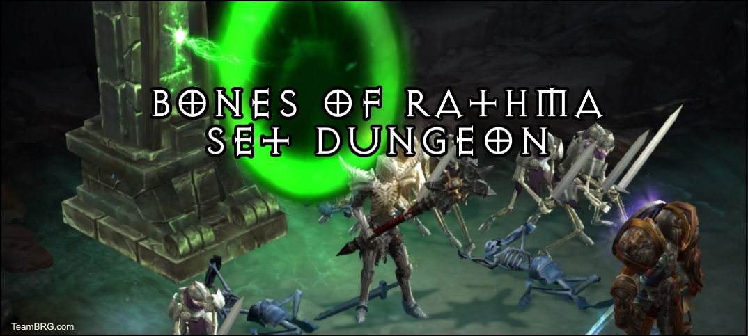D3 Bones of Rathma Set Dungeon Build, Mastery Guide S15
