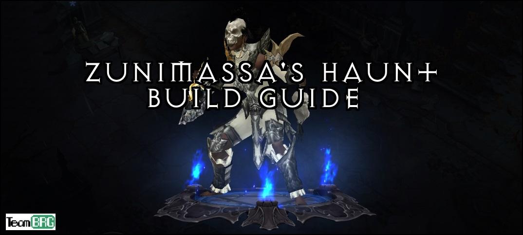 Build Diablo Zunimassa