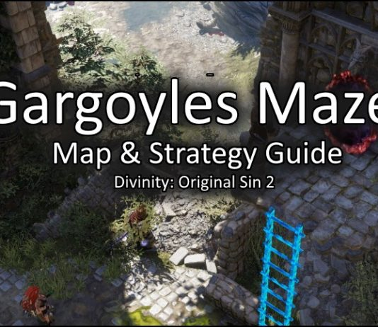 Divinity original sin 2 team brg dos2 gargoyles maze guide map strategy forumfinder Image collections